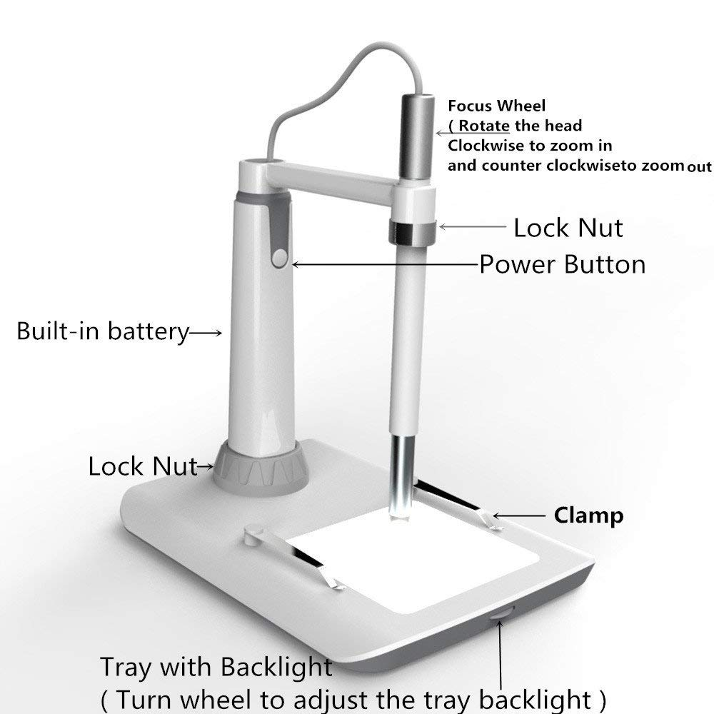 顕微鏡GEECRワイヤレスデジタルElectron
