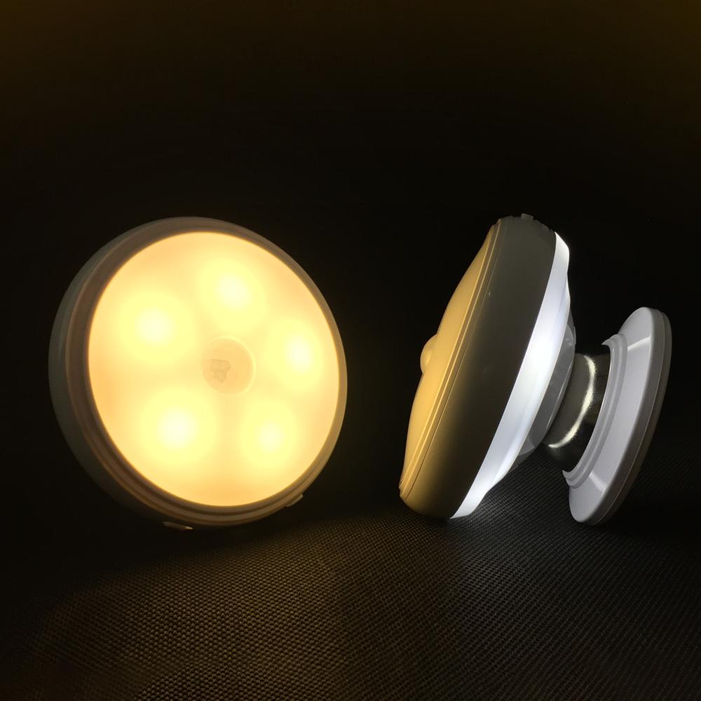 誘導lampgeecr 360度回転可能スティックオン