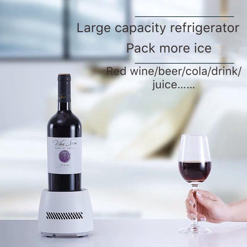 YuCool Desktop electronic fast refrigerator