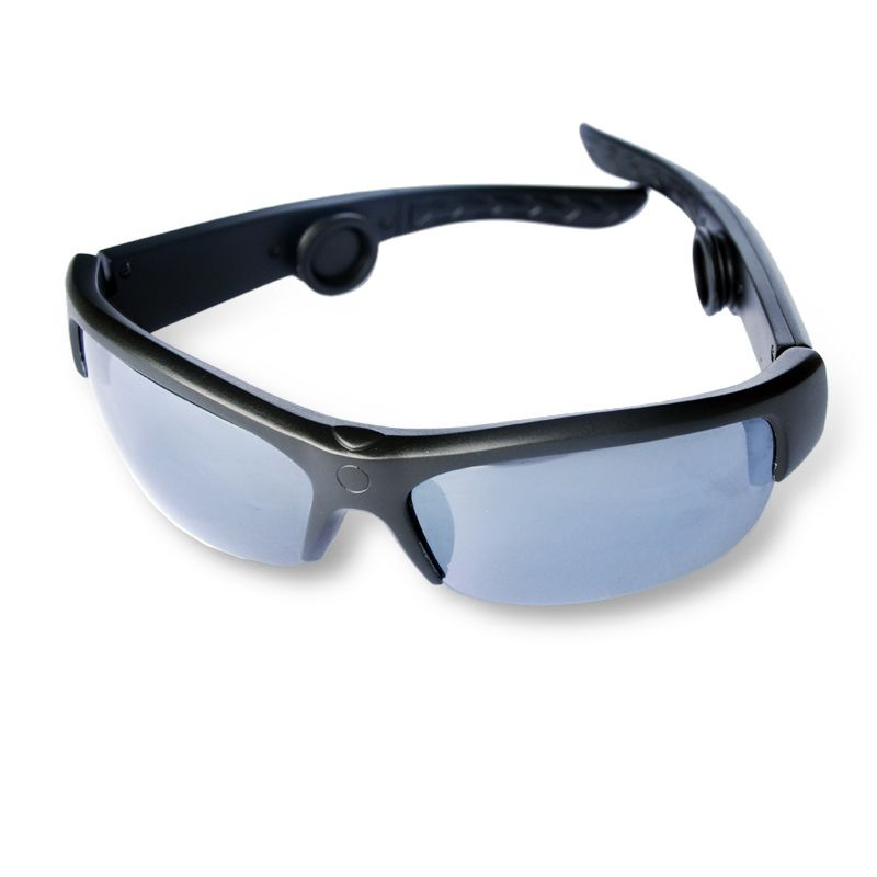 RUILU Bone Conduction Hearing Aid Sport Glasses Polarized glasses for travel, cycling, driver with handsfree, Shock resistance, Wireless Bluetooth 4.0