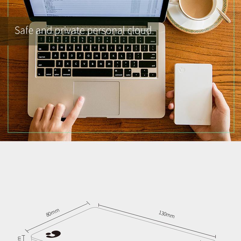 iBIG Stor Lite Smart Portable Storage