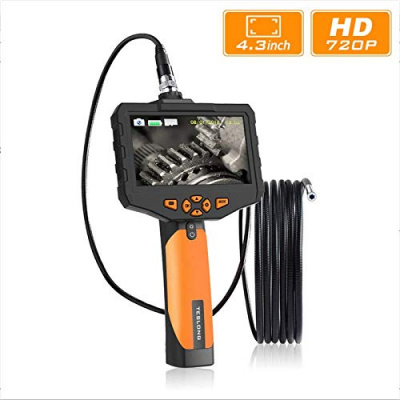 Teslong NTS300 Professional Endoscope with 4.3inch Screen