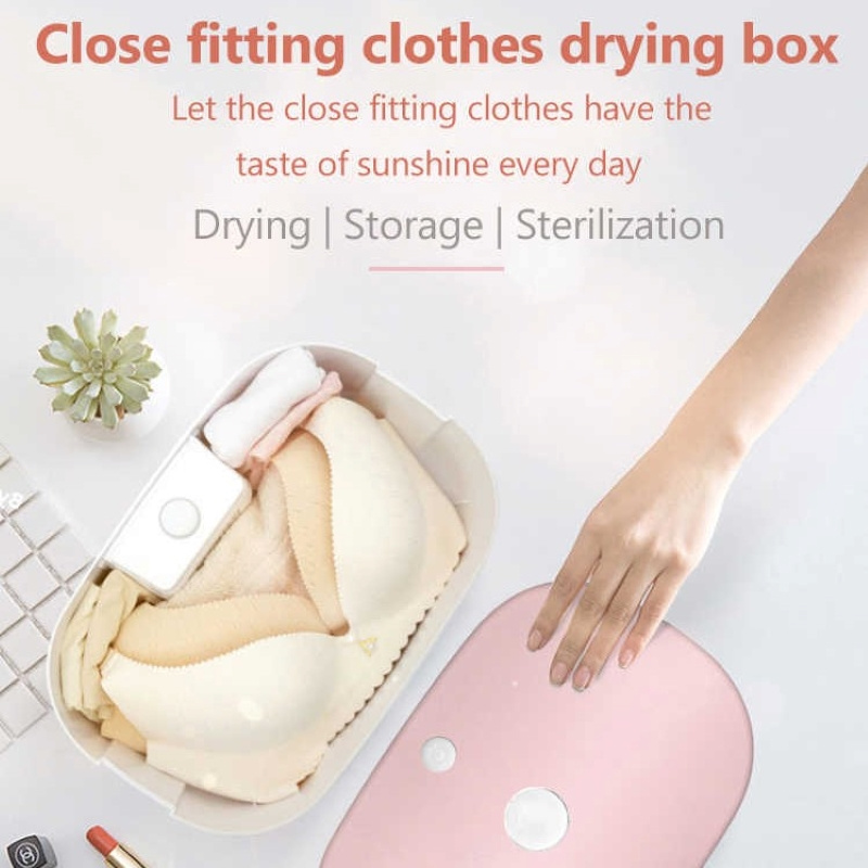 Portable UV Sterilization Drying Box