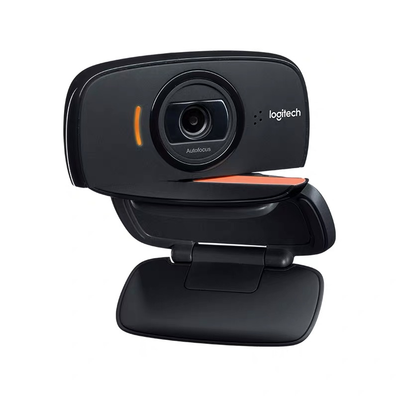 Logitech C525 Portable Full HD Webcam  the essentials for HD video calling