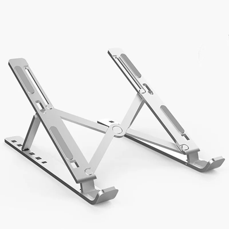 Portable Table Aluminum Laptop Support for iPad Macbook Notebook