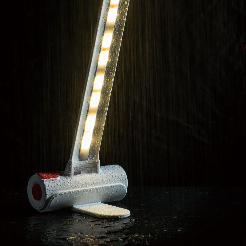 Papa Lamp Retractable IPX4 Waterproof Lamp Outdoor