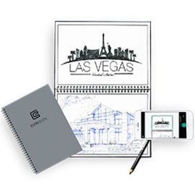 Elfinbook 1.0 Smart Reusable Notebook