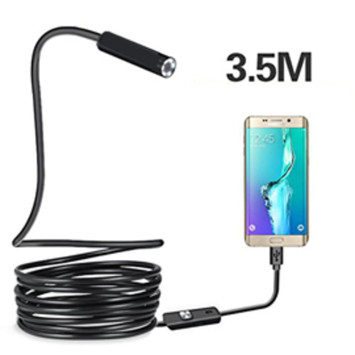 Endoscope Camera STE110 3.5m Mini Android Endoscope