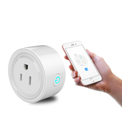 Desmond WiFi Controlled Outlet