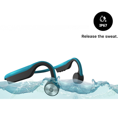 BONE CONDUCTION WIRELESS Bluetooth Headphones