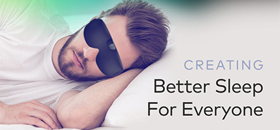 Snore Circle 4.0 - Smart anti-snoring eye mask is coming!