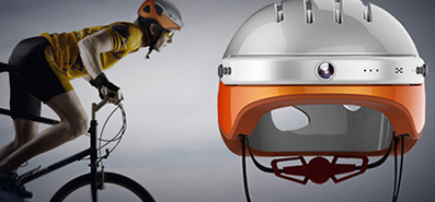 The Functional, Practical and Recreational Airwheel Smart Helmet C5