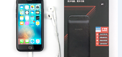 Kuner Black Technology! How did it Overtake Apple Smart Case in Details?