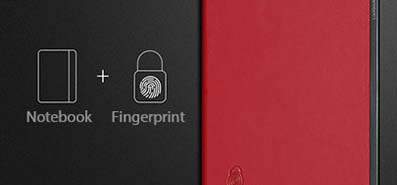 Lockbook - A Notebook With A Fingerprint Lock