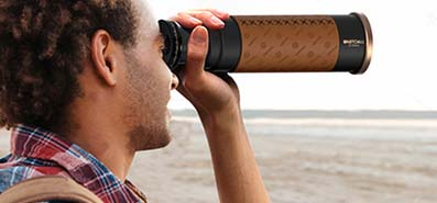 "​The ""Telescupe"" - A cup can be used as a telescope"